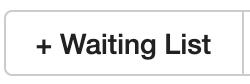 Dentally Add a waiting list button